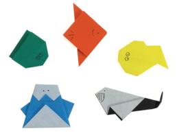 【ピクニックボックス 基礎編 うみへいこう】折り紙名人