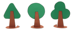【ピクニックボックス 基礎編 うみへいこう】4_3本の木
