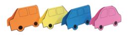 【ピクニックボックス 応用編 まちへいこう】3_車