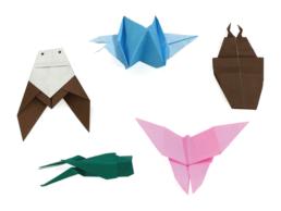 【ピクニックボックス 発展編 やまへいこう】折り紙名人